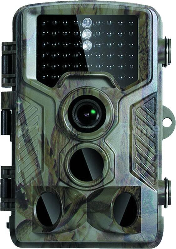 WCT-8010 Wild- & bewakingscamera 8 MP CMOS-sensor met bewegingsmelder en infrarood