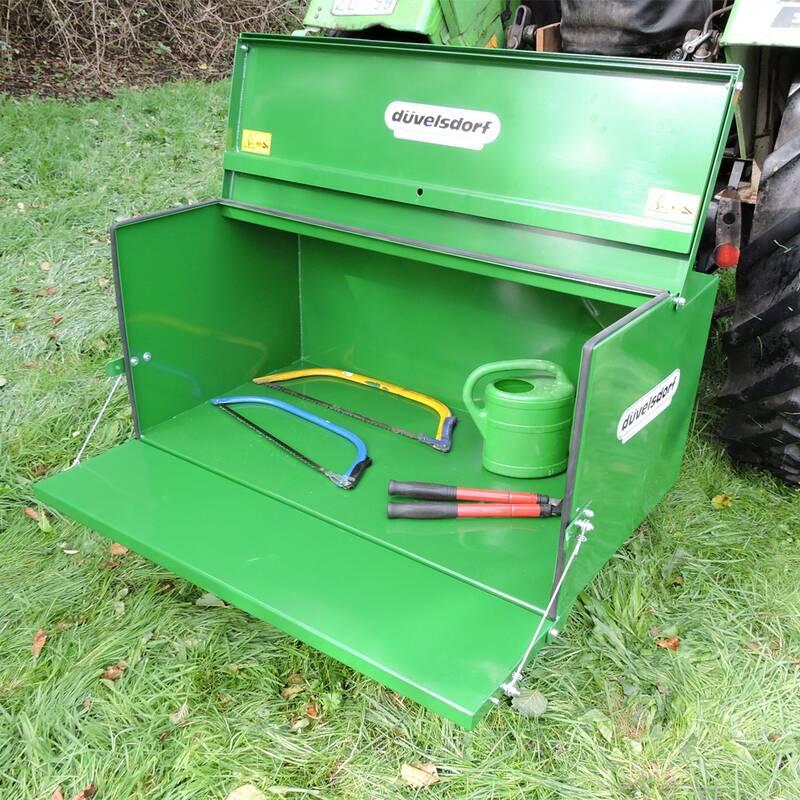 Transportbox tractor 120 x 65 x 50 cm
