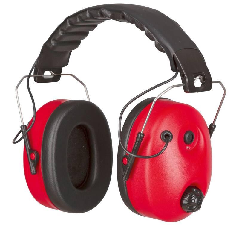 Gehoorbescherming Noise-Cancelling elektronisch SNR=27dB