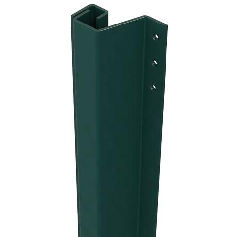 SecuStrip Anti-Inbraakstrip Plus, Achterdeur, Groen, 2300 mm, terugligging 0-6 mm