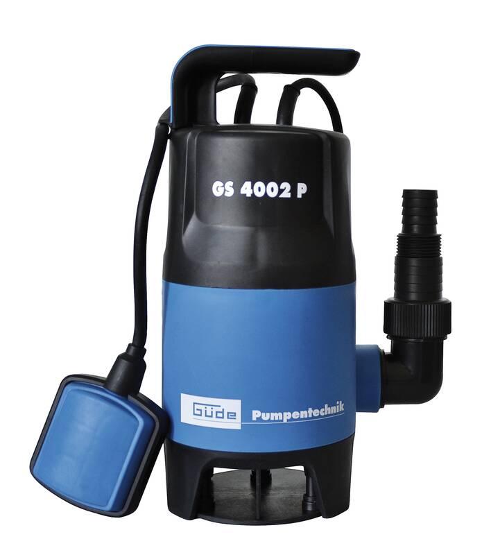 Vuilwater Dompelpomp GS 4002 P,  7500L / per uur