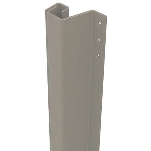 SecuStrip Anti-Inbraakstrip Plus, Achterdeur, Grijs, 2300 mm, terugligging 7-13 mm