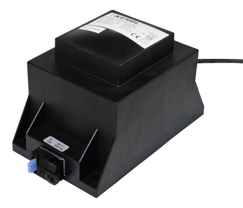 Transformator voor verwarmde drinkbak 200 W, 24 V