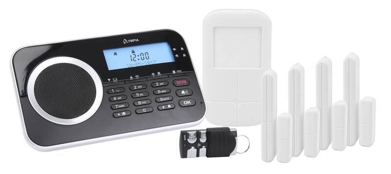 Draadloos alarmsysteem set Protect 9661