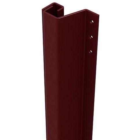 SecuStrip Anti-Inbraakstrip Plus, Achterdeur, Grijs, 2300 mm, terugligging 14-20 mm