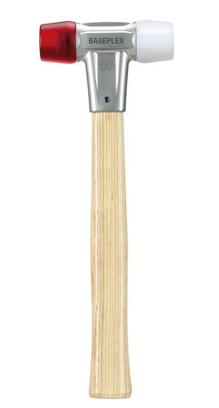 Universele hamer 50 mm, 950 g, totale lengte 340 mm, kop lengte 115 mm