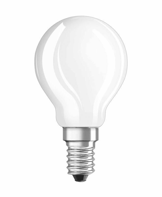Osram LED lamp Star Retrofit 6W E27 warm wit licht mat