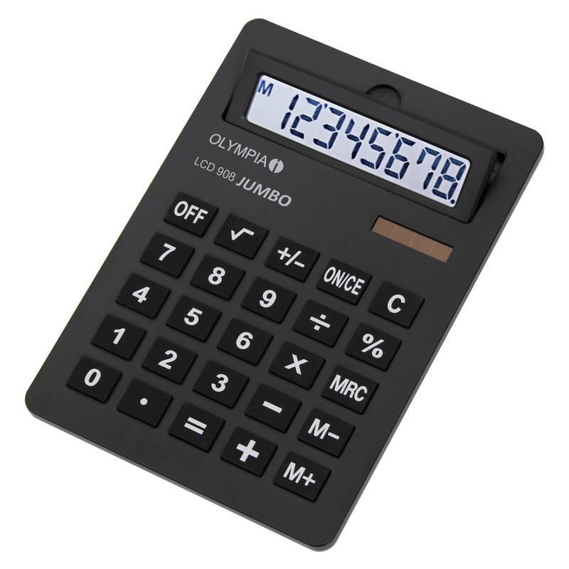 Olympia Jumbo rekenmachine A4-formaat