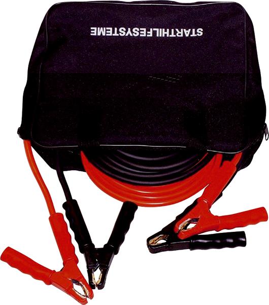 Startkabels SK550 5m met tas voor bedrijfsvoertuigen