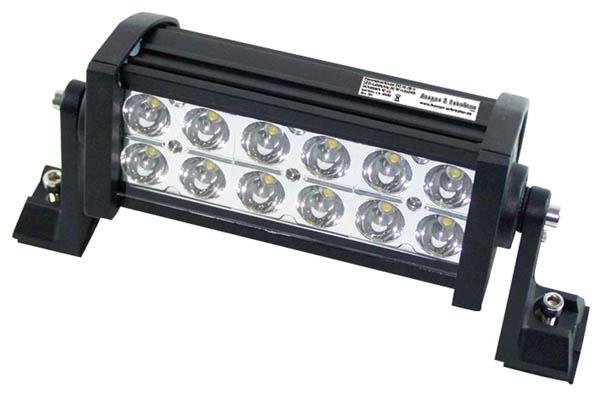 LED-werkschijnwerper, 36 W, 2300 lm