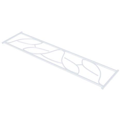 SecuBar Siertralie Deco 2, Wit, Op de dag, 250 x 825 mm