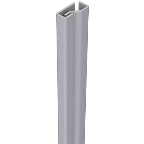 SecuStrip Anti-Inbraakstrip Plus, Voordeur, Grijs, 2300 mm