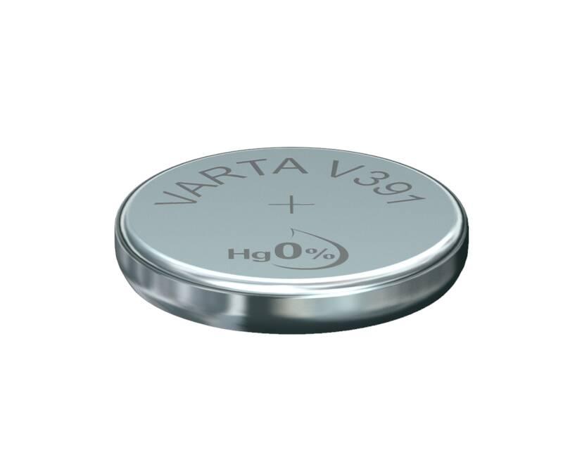 Varta V393 / SR48 zilveroxide knoopcel 3V - 1 stuk