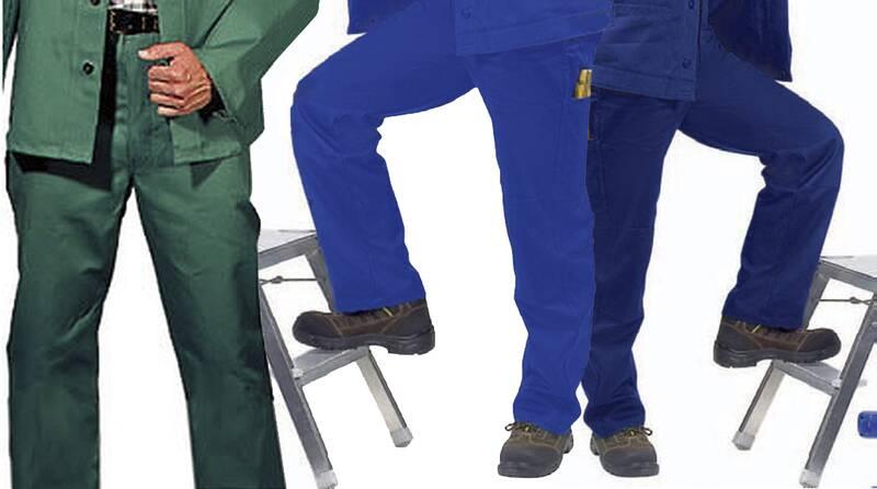 Werkbroek  donkerblauw maat 53