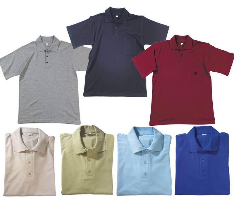 Bild von Big Size Polo Shirt, royal, Gr. M - Für Sport und Freizeit