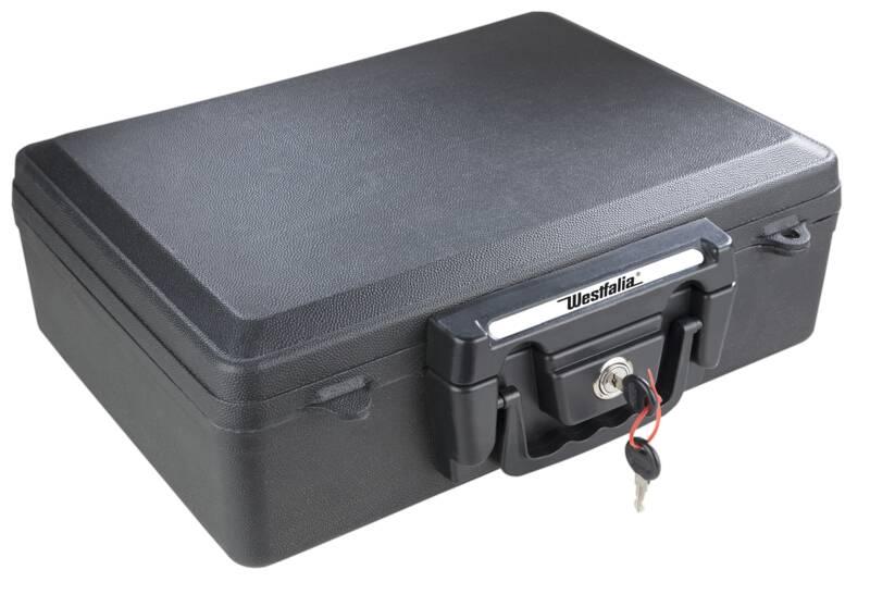 Westfalia Brandwerende documentenbox
