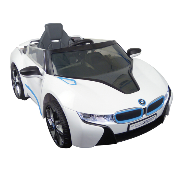 E-Car BMW I8 wit met remote control