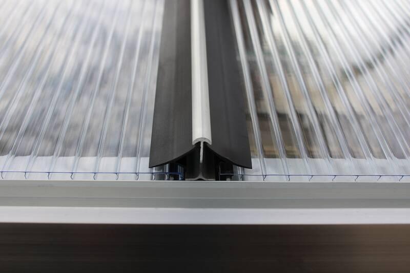 Windbeveiliging 2500/3000/4400 PC 6mm
