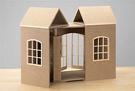 bauanleitung puppenhaus bei westfalia versand schweiz. Black Bedroom Furniture Sets. Home Design Ideas