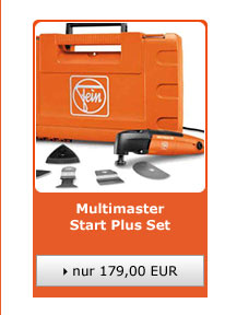Multimaster Start Plus Set bei Westfalia für nur 179,00 EUR