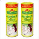Westfalia 2 x Ameisen - Mittel 500 g