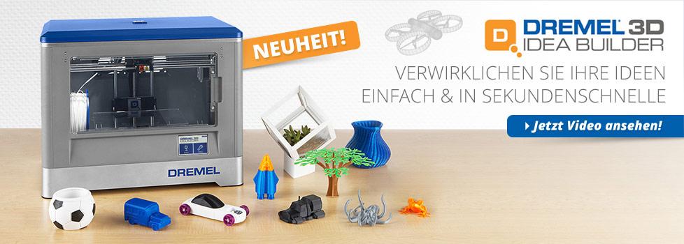 Dremel 3D Drucker