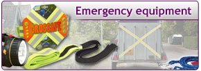 Emergency equipment