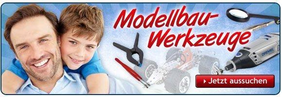 Modellbau Werkzeuge